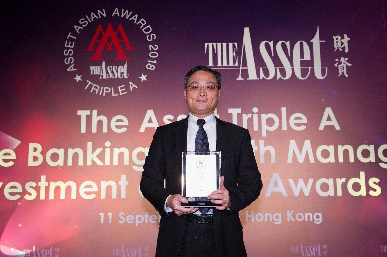 台新銀行榮獲《財資雜誌》(The Asset)Best Wealth Manag...