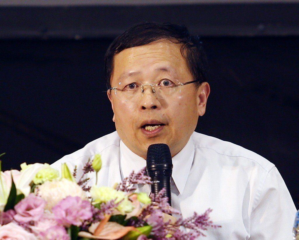 促轉會副主委張天欽,因在內部會議發言失當已請辭。圖/聯合報系資料照