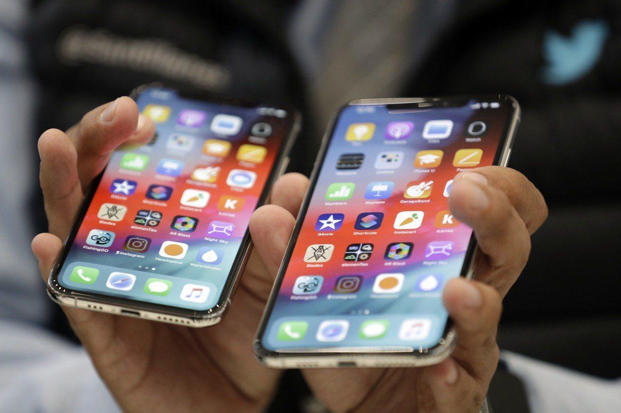 蘋果在台灣時間13日凌晨舉行發表會,推出3款新iPhone。美聯社