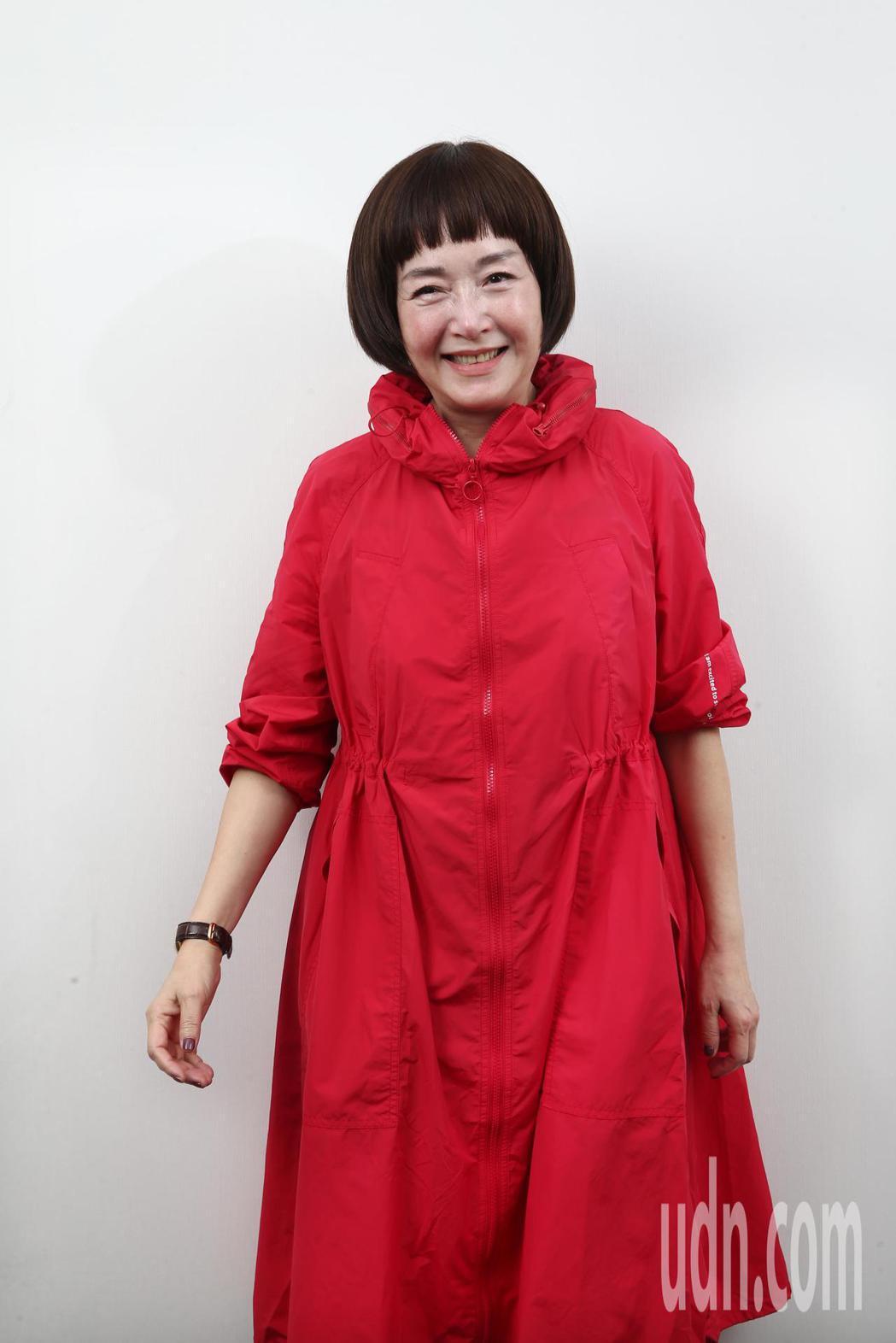 恬妞專訪。記者蘇健忠/攝影