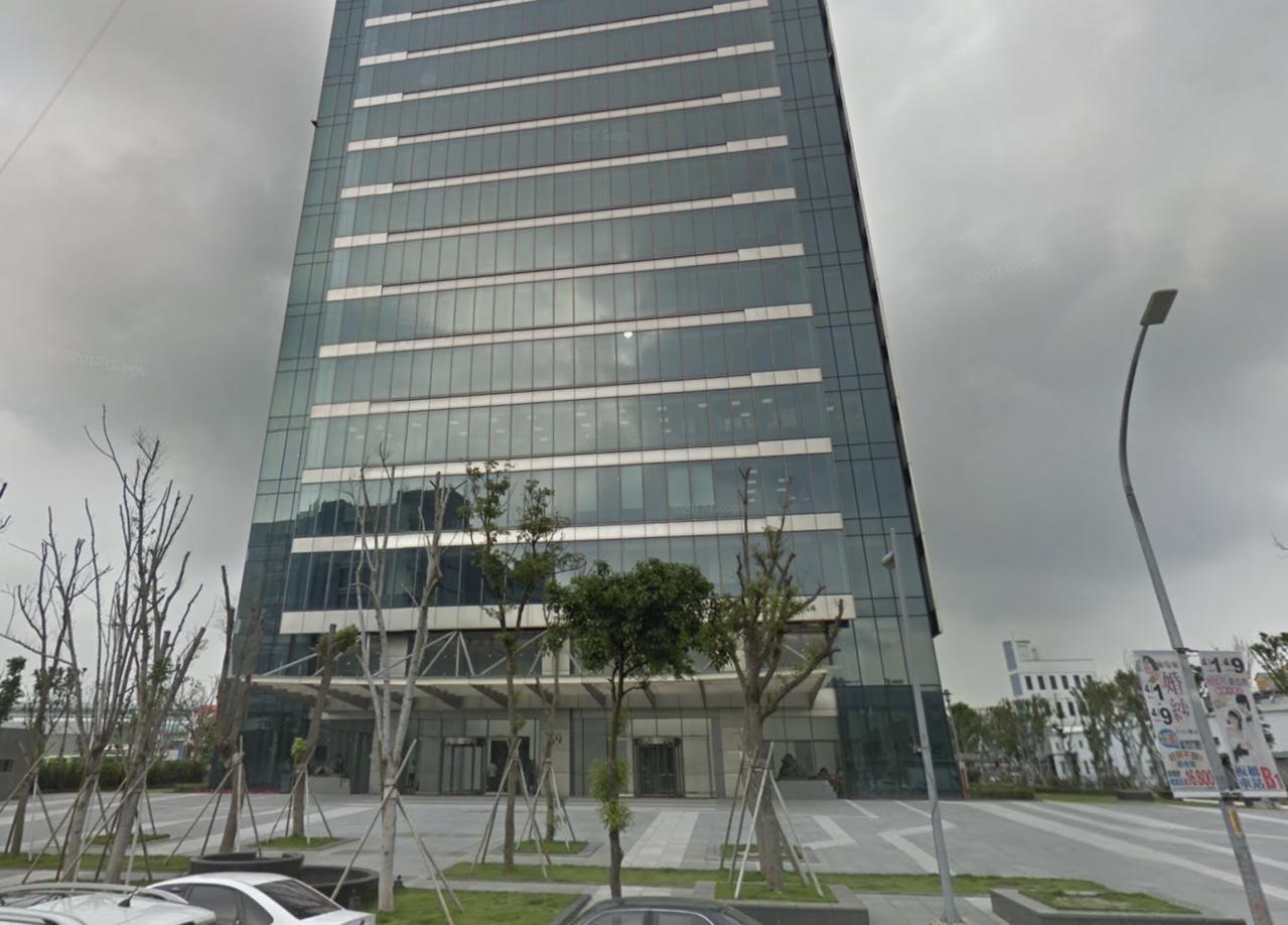 群光電子總部大樓。圖/擷取自Google Map街景服務