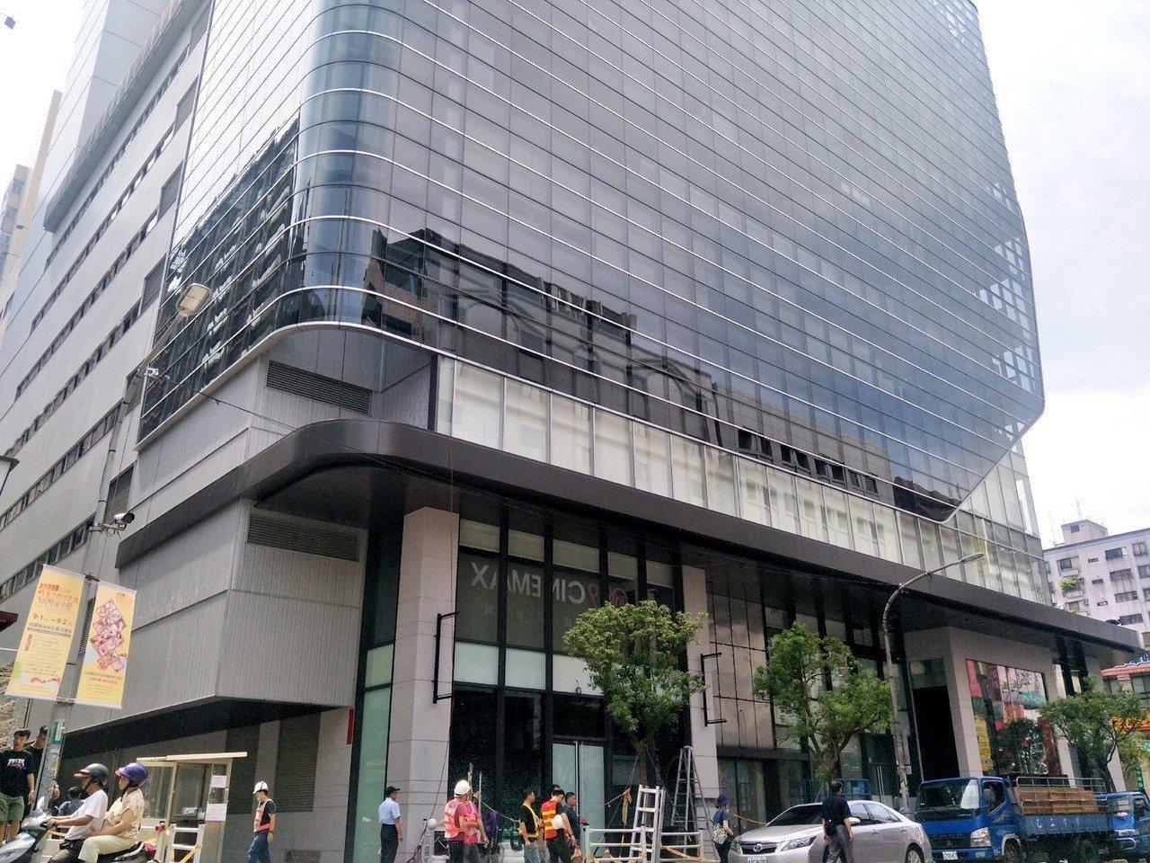 桃園市火車站前商圈的統領廣場Tonlin Plaza公司後天15日正式試營運,威...