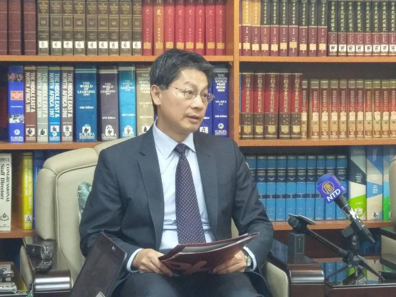 中梵教務協議再傳將簽署,外交部發言人李憲章昨表示,外交部與駐教廷大使館會密切掌握...