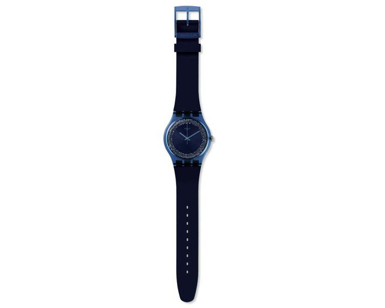BLUSPARKLES藍夜星空,2,500元。圖/SWATCH提供