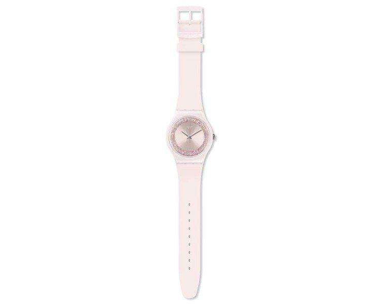 PINKSPARKLES粉紅閃耀,2,500元。圖/SWATCH提供