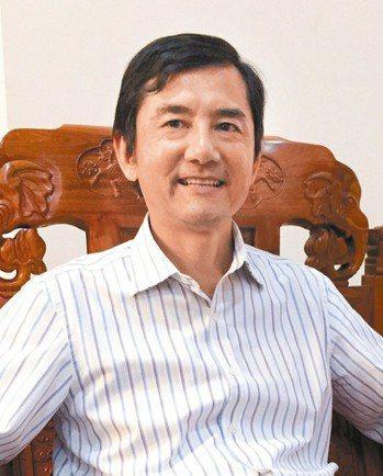 愛普董事長蔡國智 (聯合報系資料庫)