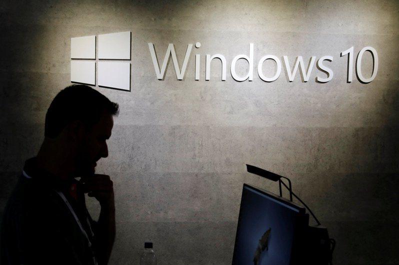 微軟宣布,最新版Windows 10更新(2019年5月版)即日起推送。 路透