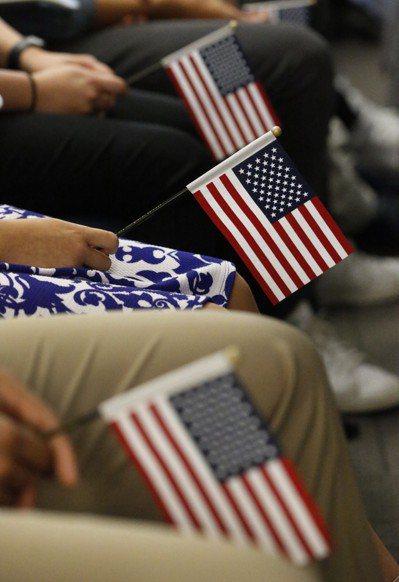 美國移民人口比率創百年高峰。 世界日報記者魏碧洲/攝影