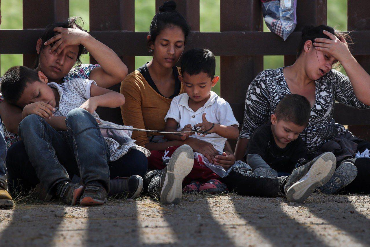 被拆散移民家長可獲二次庇護面試。 世界日報記者魏碧洲/攝影