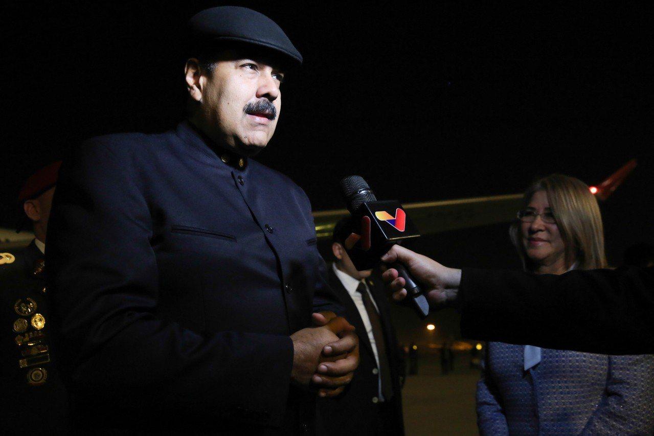 委內瑞拉總統馬杜洛13至16日對中國展開國事訪問,而中國已同意向委國提供50億美...