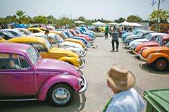 銷售下滑 福斯金龜車明年7月走入歷史