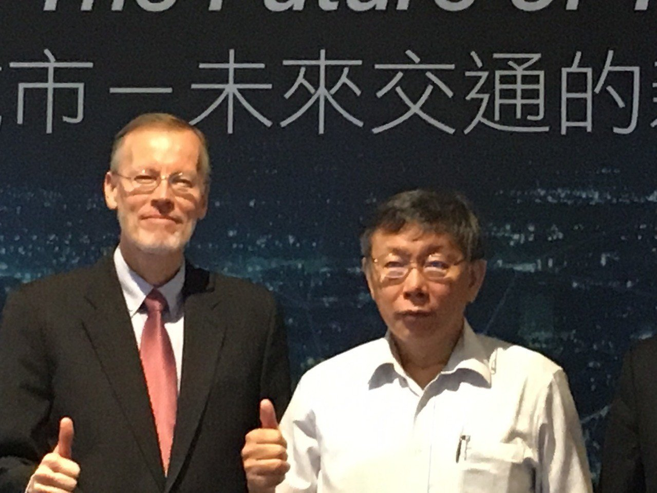 美國在台協會處長酈英傑今天表示,美國和台灣擁有高度互惠的投資關係;美國是台灣最大...