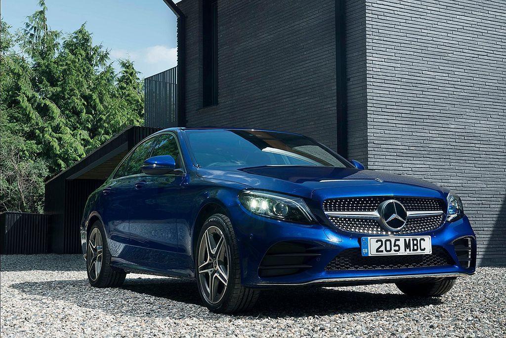 看似變動不大的小改款C-Class,動力可是有相當大的變革。 圖/Mercedes-Benz提供