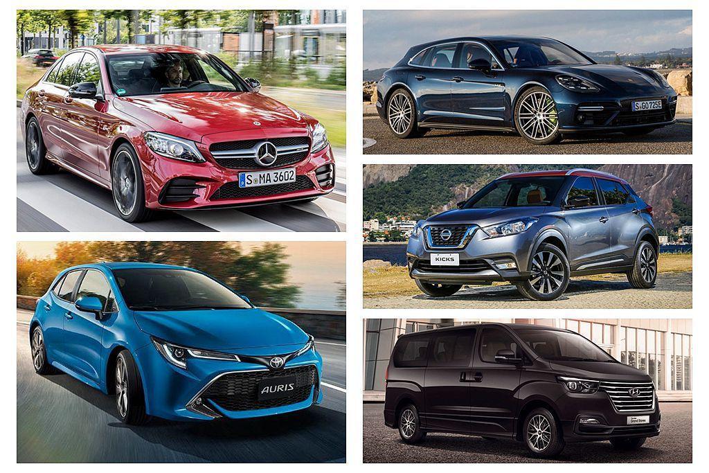 民俗月一過,各廠下半年重點新車紛紛出籠,如小改款賓士C-Class、Nissan...