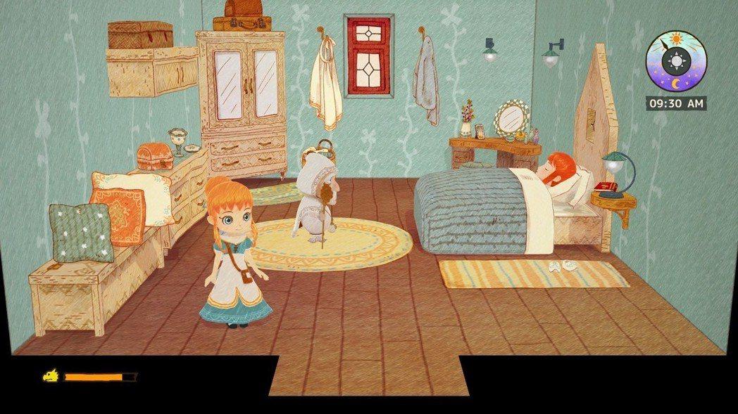 爺爺你為甚麼要在我媽房間。