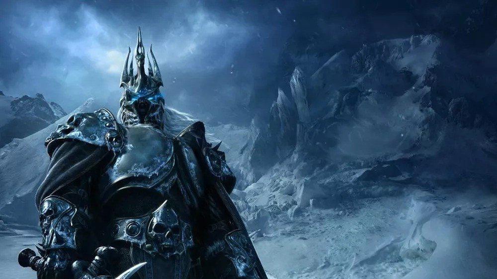 《魔獸世界》在資料篇「巫妖王之怒」推出時,推出了一部史詩級的宣傳片。圖/截自網路
