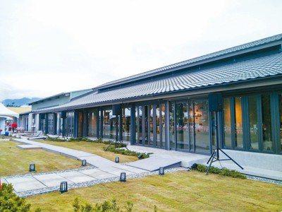 去年池上穀倉藝術館開館首展。圖/台灣好基金會提供