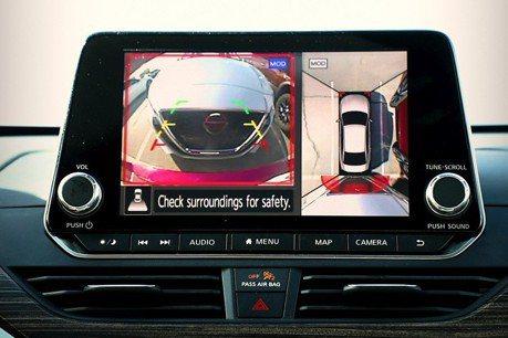 影/Nissan在美熱銷車款 將全面搭載Safety Shield 360安全科技