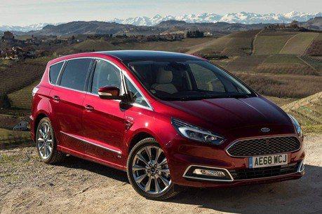 2019 Ford S-Max與Galaxy導入新柴油動力與8速變速箱
