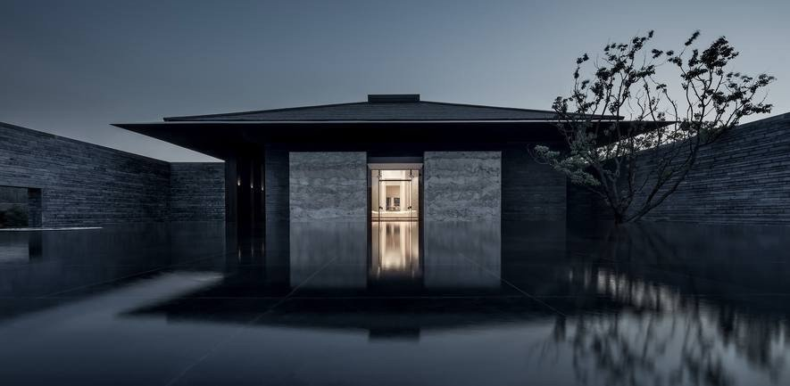 (圖)北京集美組 設計作品《伏羲山美景.素心圖》