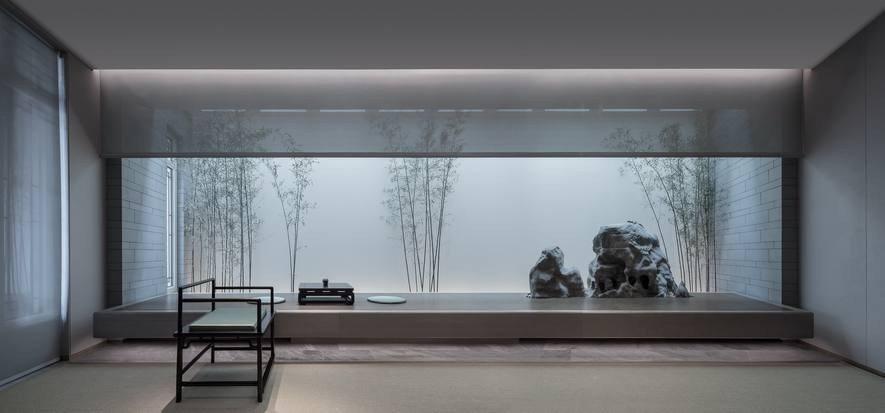(圖)北京集美組 設計作品《南佛湖手湖桃花源》