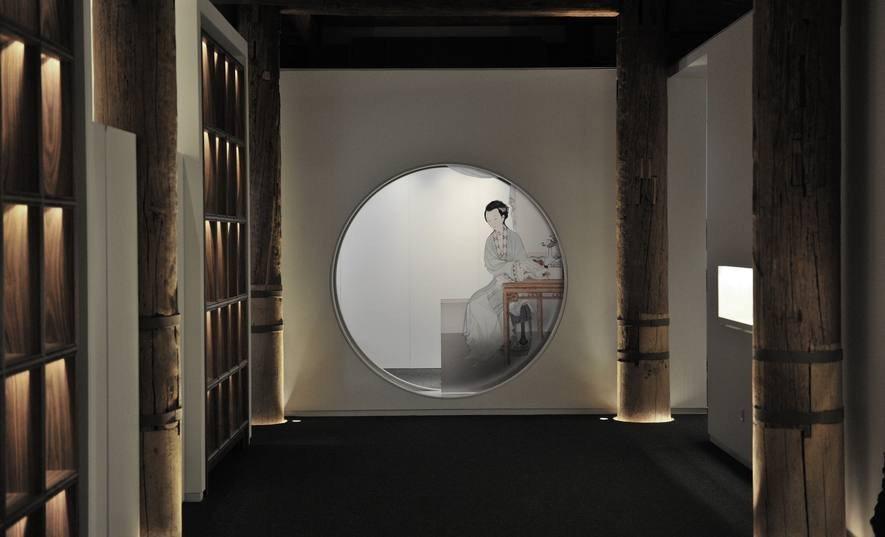 (圖)北京集美組 設計作品《故宮文創館.紫禁書院系列》
