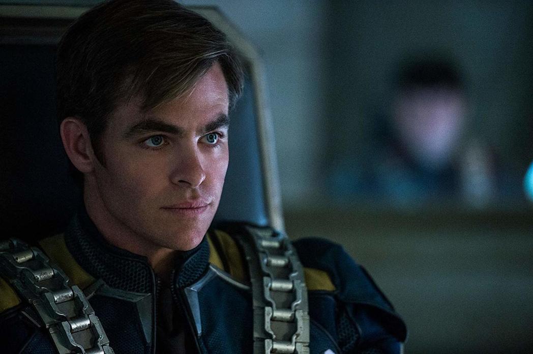 克里斯潘恩在「星際爭霸戰」系列扮演寇克艦長,成為不少粉絲的偶像。圖/摘自imdb