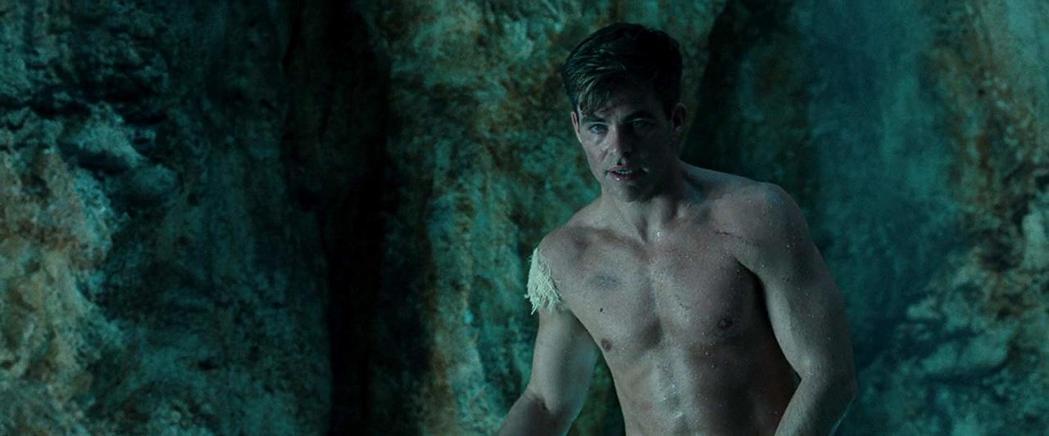 克里斯潘恩在「神力女超人」就有裸露畫面,但還尚未露出正面第三點。圖/摘自imdb