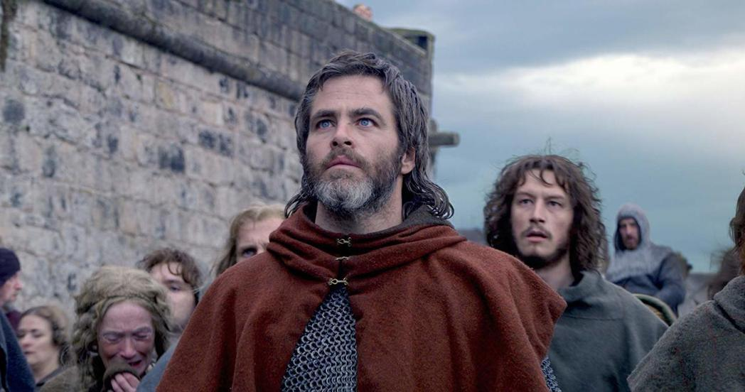 克里斯潘恩在「不法國王」中有正面全裸的鏡頭。圖/摘自imdb