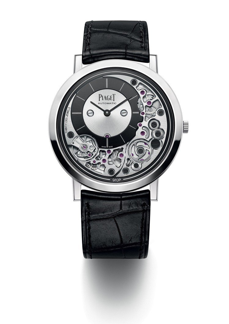 Piaget Altiplano Ultimate 910P,41毫米18K 白...