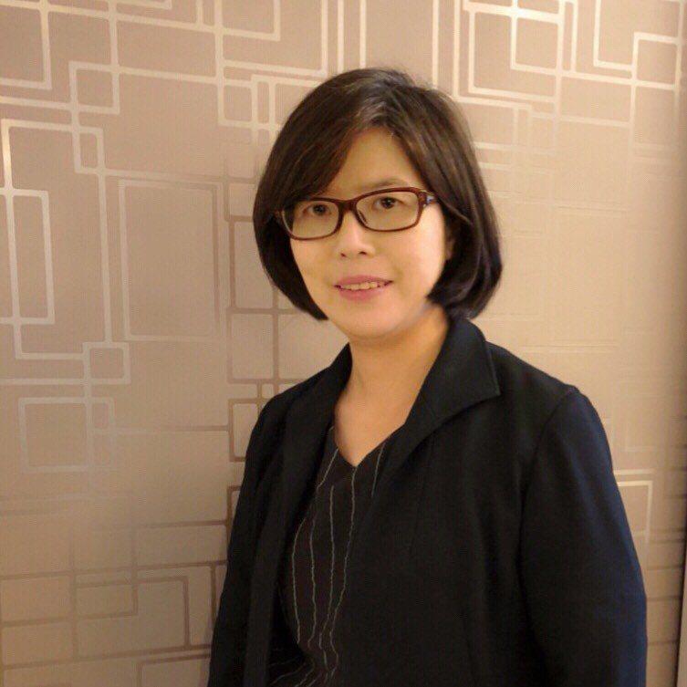 新光金控整合行銷部協理徐亦翠。 報系資料照