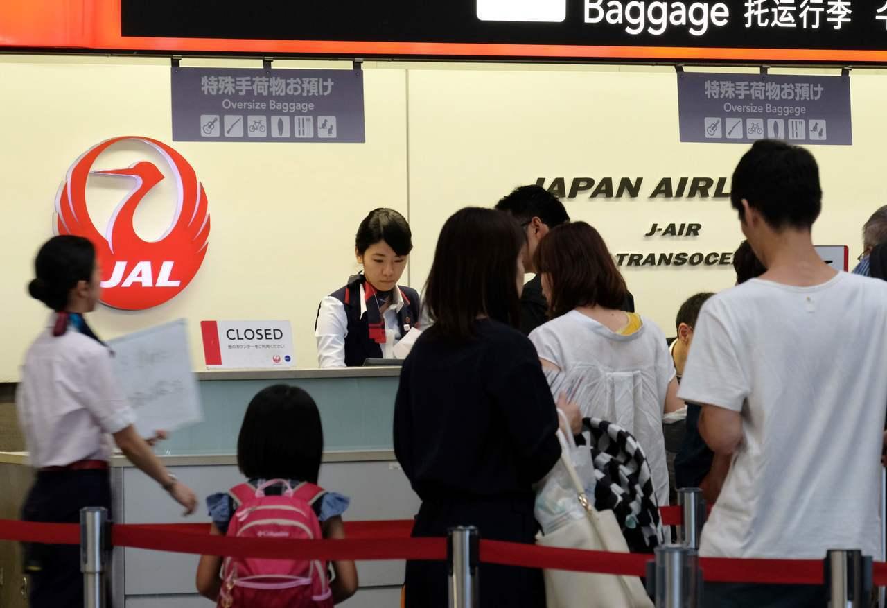 日本航空集團台灣辦公室表示。配合日本關西機場階段性恢復營運,自9 月15日起恢復...