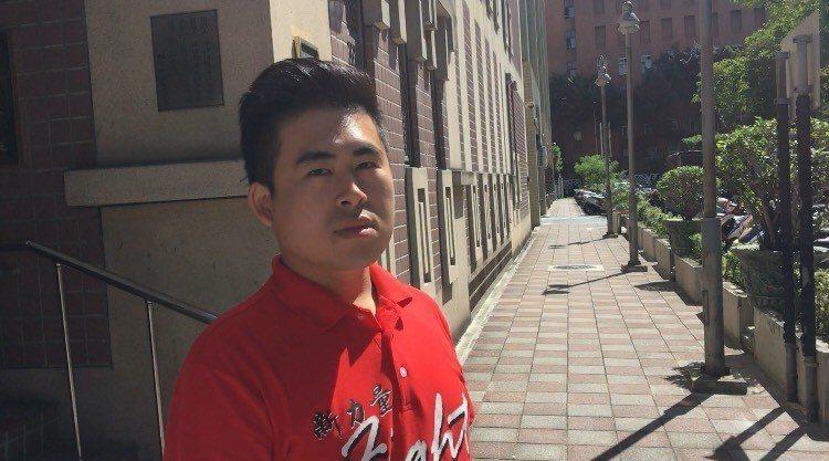 王炳忠。記者林孟潔/攝影
