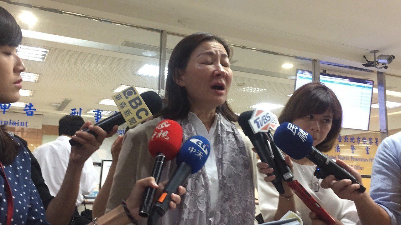 曾經是台灣小姐的臺灣紐西蘭奇異果公司總經理厲馥華。記者賴佩璇/攝影。