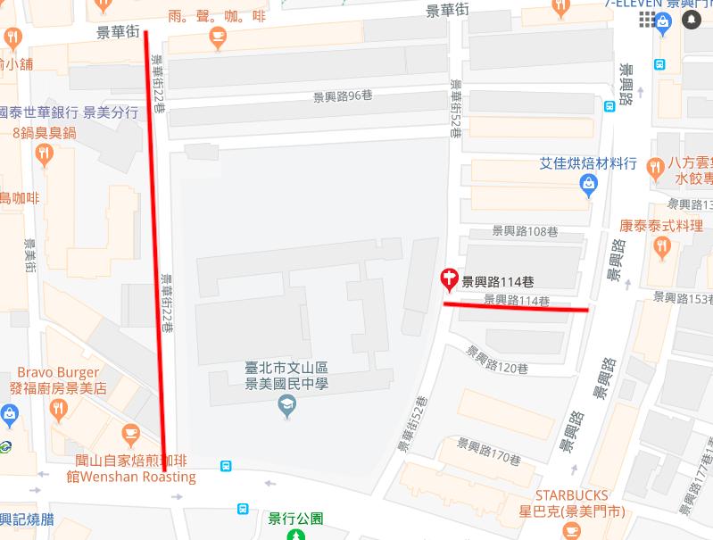日前一名曾姓男子到景美菜市場擺攤做生意,他將汽車停在台北市景華街22巷內,收攤後...