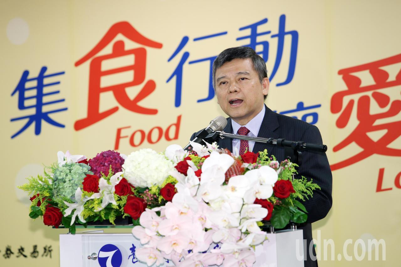 期交所黃炳鈞表示,之所以會有食(實)物銀行的捐贈活動,就是因為一些弱勢家庭並沒有...