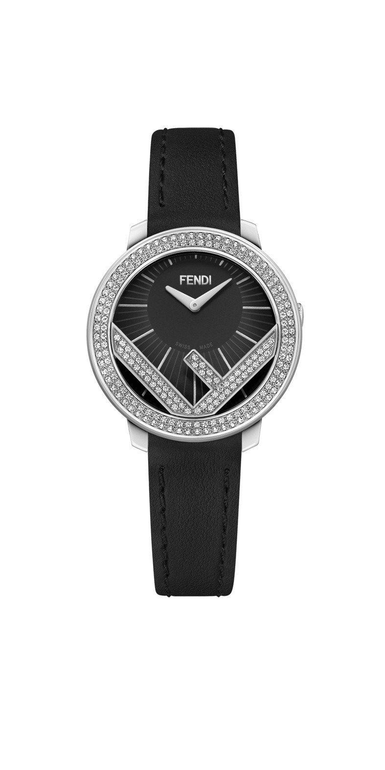 FENDI 101 開幕活動獨家商品 Runaway 鑽表,11萬8,000元。...