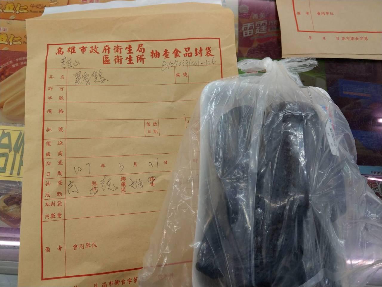 高雄市衛生局執行禽畜水產品抽驗。今年1至8月共抽驗109件,檢驗動物用藥殘留,結...