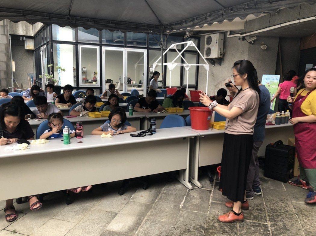 台南青創基地BIG O2三週年青創家齊聚分享創業點滴。 洪紹晏/攝影