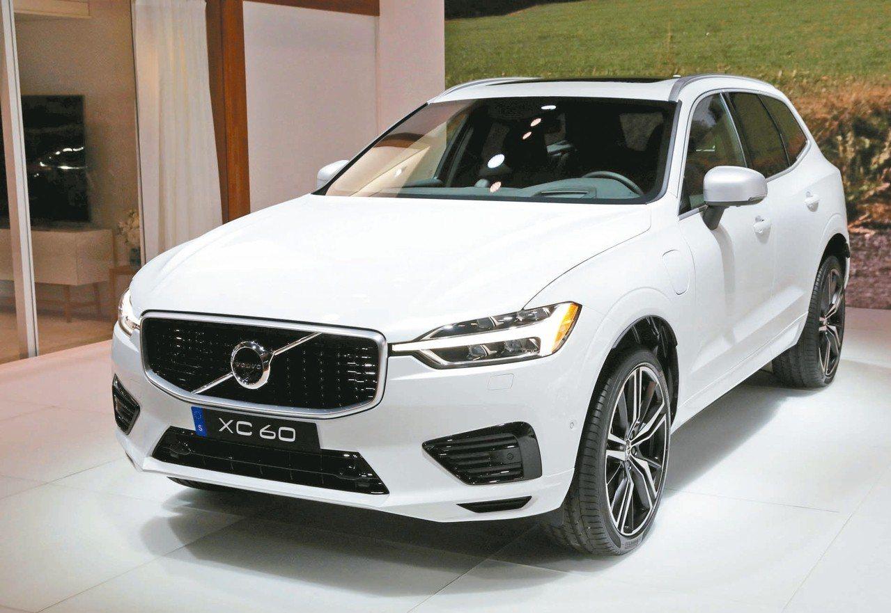 富豪汽車申請XC60豁免稅率達25%的關稅。 路透