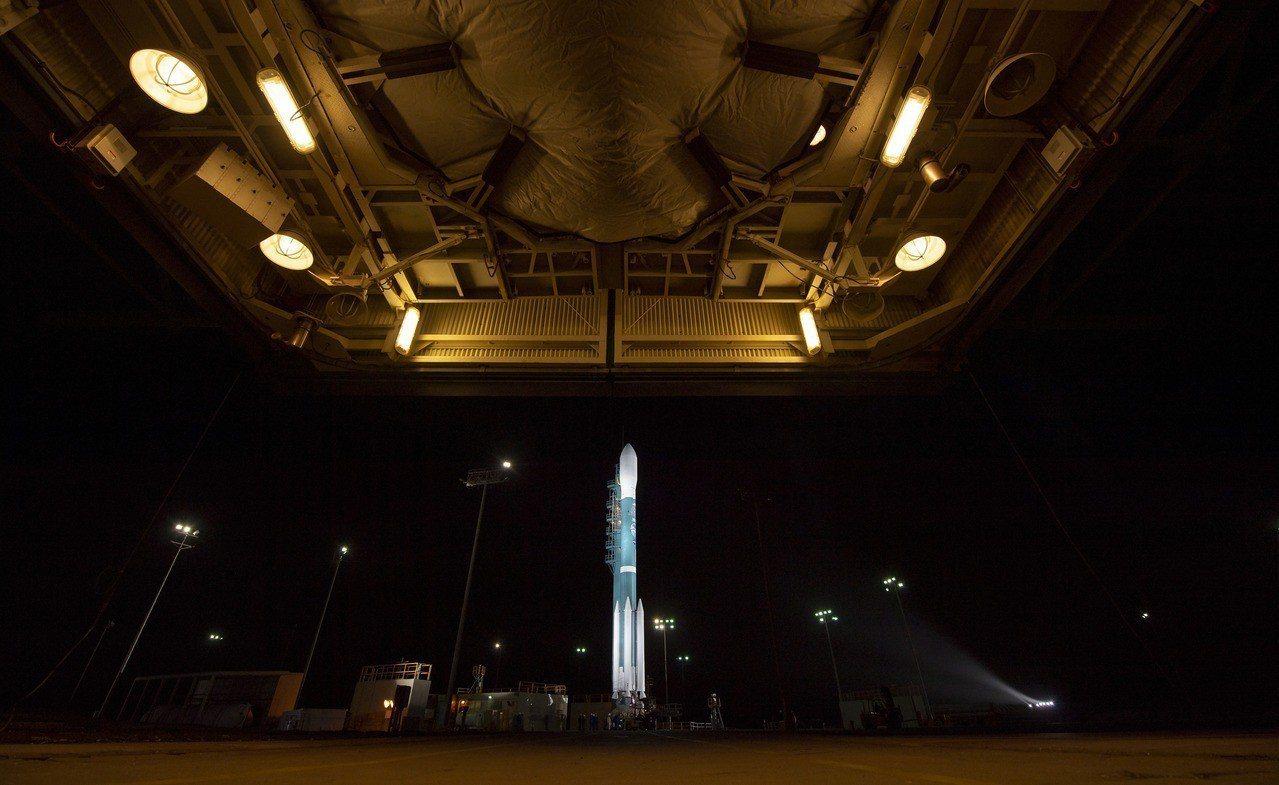 美國航空暨太空總署(NASA)耗資10億美元的ICESat-2任務進入倒數計時,...