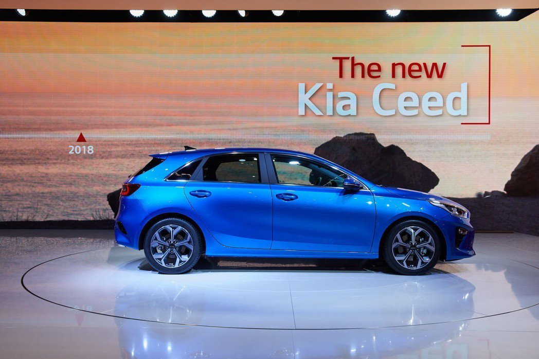 新世代Kia Ceed GT軸距與Ceed、Ceed Sportswagon、ProCeed同為2,650mm。 摘自Kia
