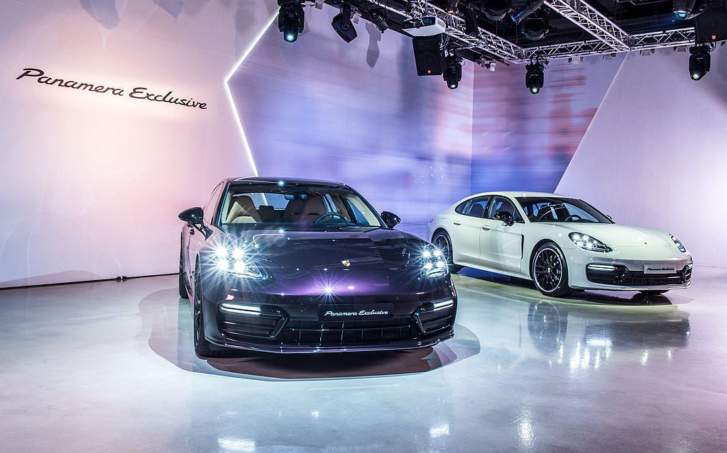 台灣保時捷引進獨特的Porsche Panamera Exclusive限量車型...