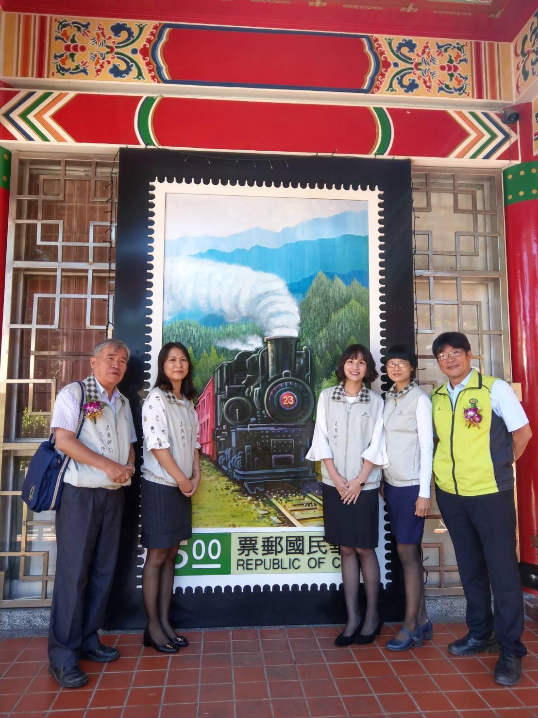 中華郵政去年推出的智慧i郵箱,現在進駐到全台海拔最高的郵局─阿里山郵局,昨天上午...