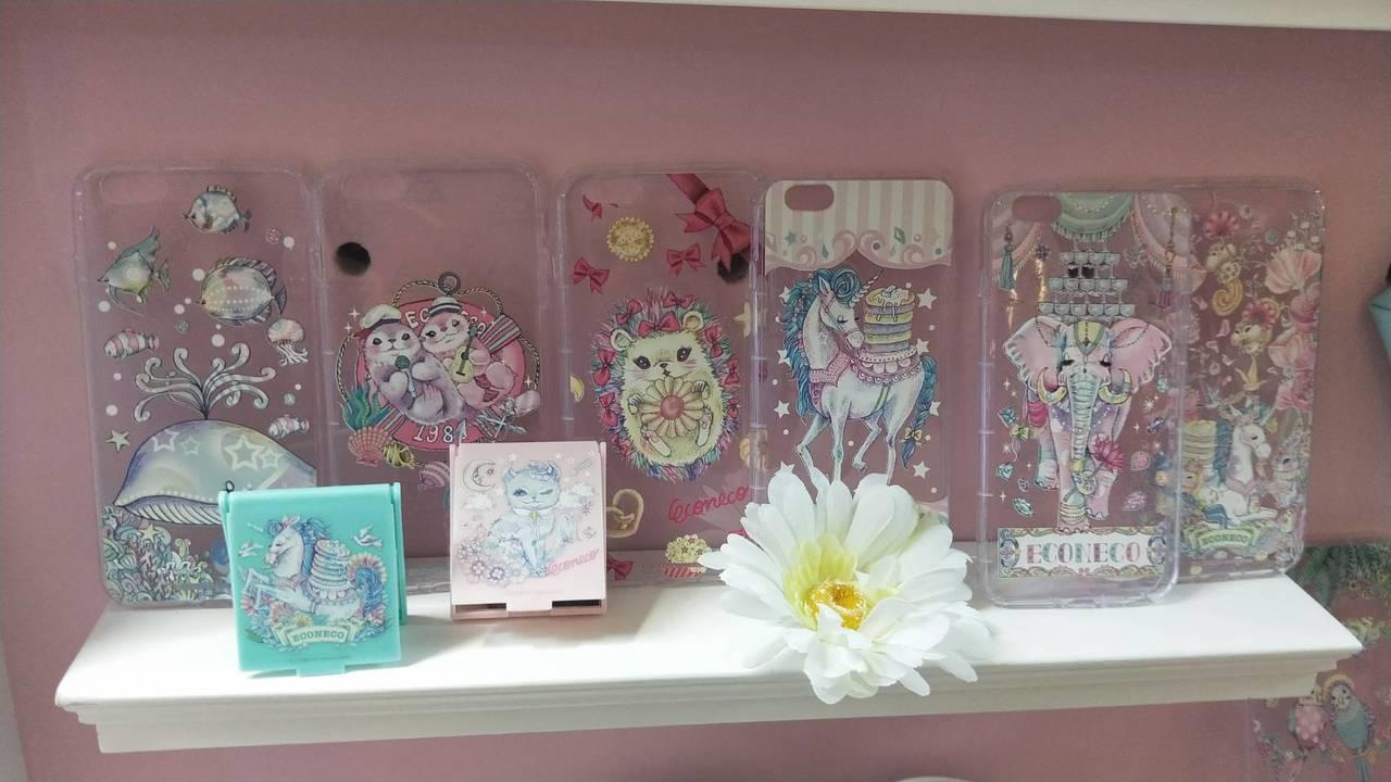 絵子貓老師「大人的可愛、夢幻療癒」的創作風格,深受日本女性的歡迎。 記者葉卉軒/...