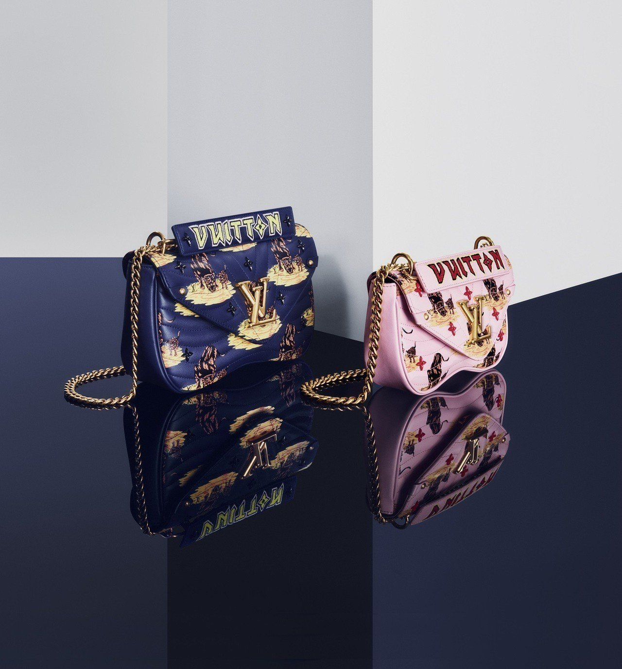 New Wave美洲豹刺繡款預計會吸引品牌粉絲購入作為蒐藏用。圖/LV提供