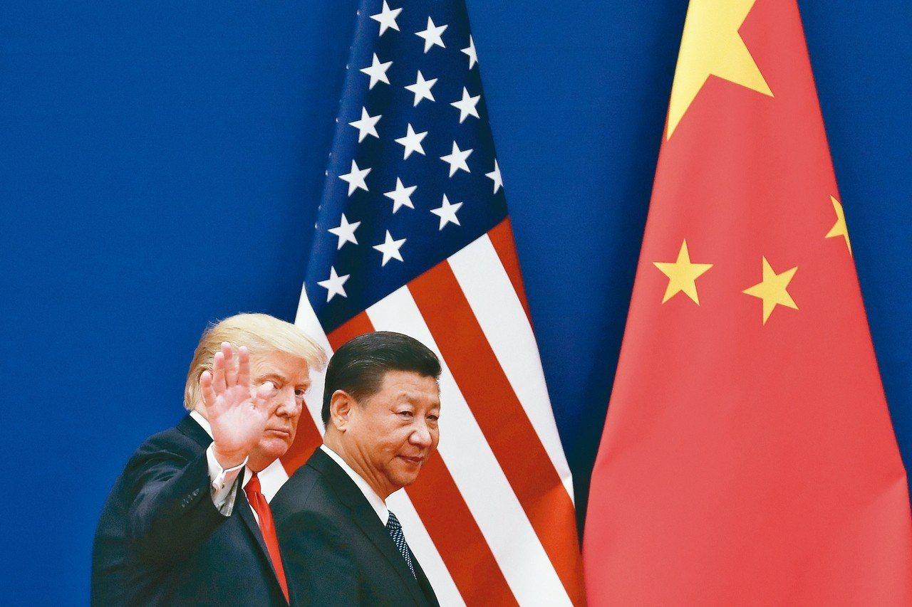 美國決定對大陸產品開徵新關稅,讓美中新一輪貿易談判蒙上陰影。 美聯社