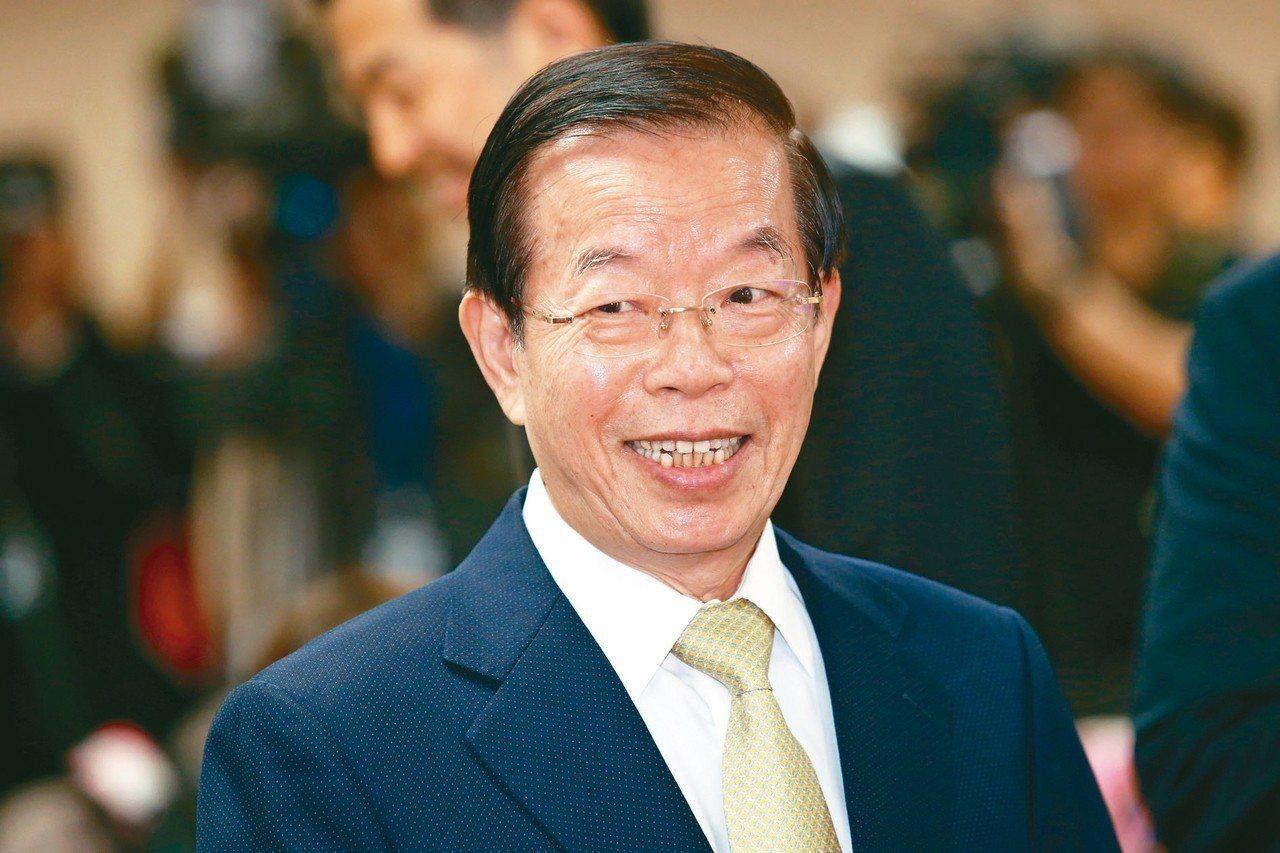 駐日代表謝長廷。 圖/聯合報系資料照片