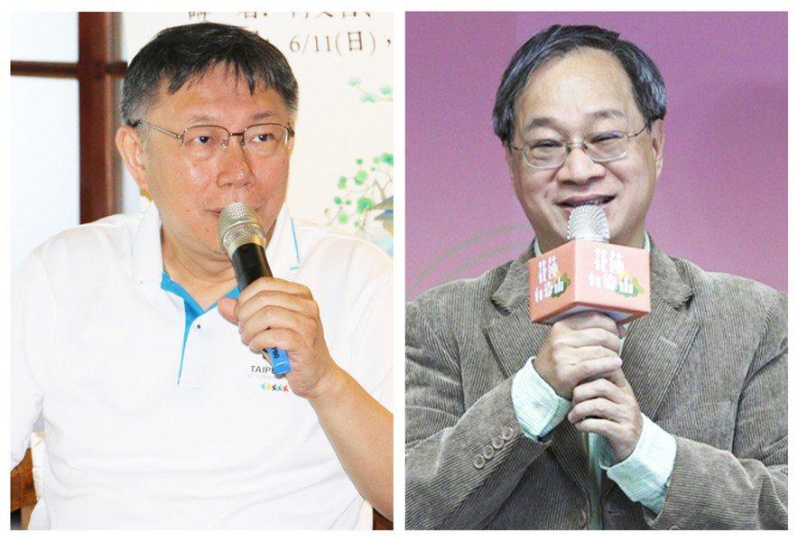 小野16日證實,他已經同意接任柯文哲競選團隊總幹事一職,未來將幫忙過目與思考文化...