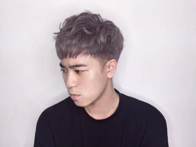 髮型創作/Monkey小猴。圖/StyleMap提供